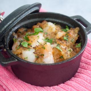 Shrimp Au Gratin Recipes.