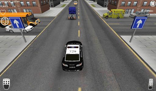 Police Car Racer 16 screenshots 2