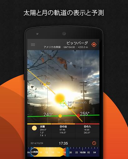 サン·サーベイヤー Sun Surveyor