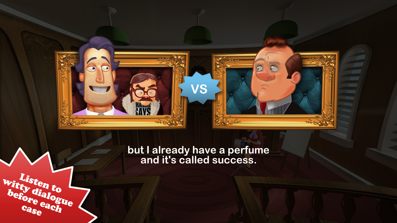 Devil's Attorney- screenshot