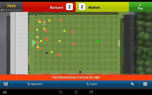 玩體育競技App|Football Manager Handheld 2015免費|APP試玩