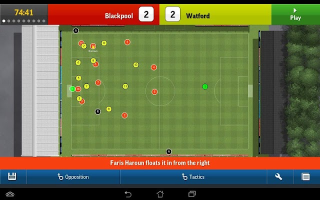 Football Manager Handheld 2015 - screenshot