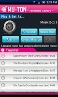 Screenshot of Music Box Library3(MU-TON)
