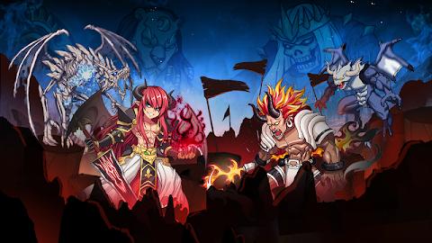Monster Warlord Screenshot 2