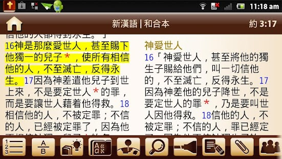 Chinese Bible - screenshot thumbnail