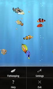 aniPet Marine Aquarium HD - screenshot thumbnail