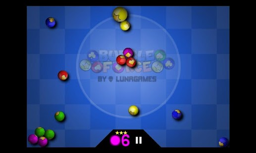 Bubble Force: Physics Puzzle - screenshot thumbnail