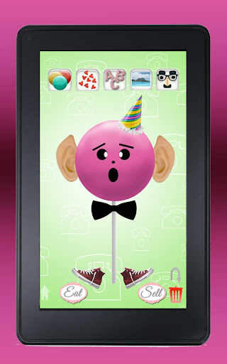Cake Pop Free Cooking Game App
