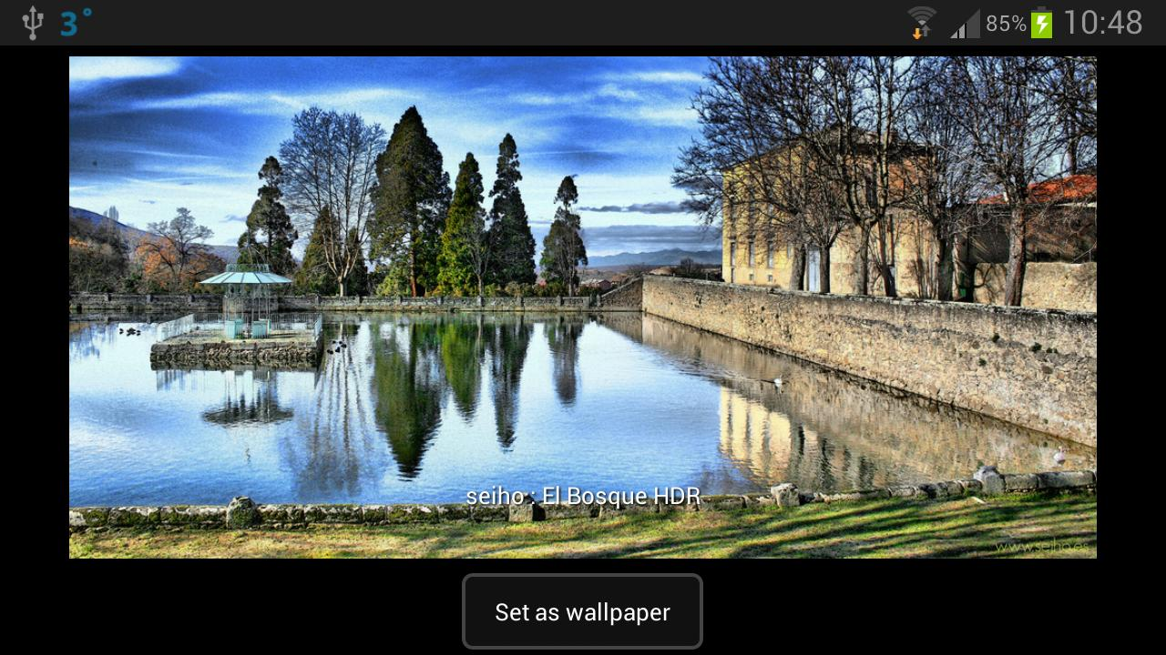 Gorgeous HDR Wallpapers- screenshot