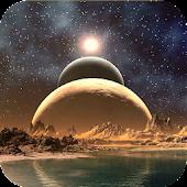Space Mars Star LWP