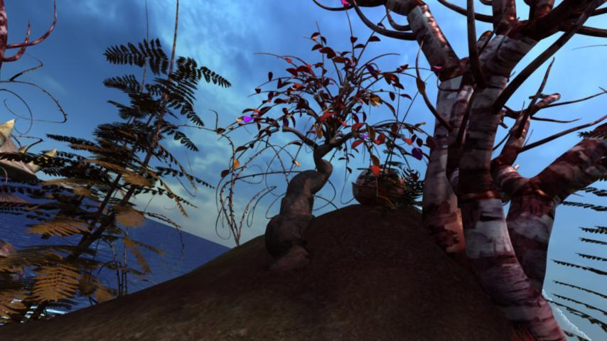 Reedu: A 3-D Adventure Game - screenshot