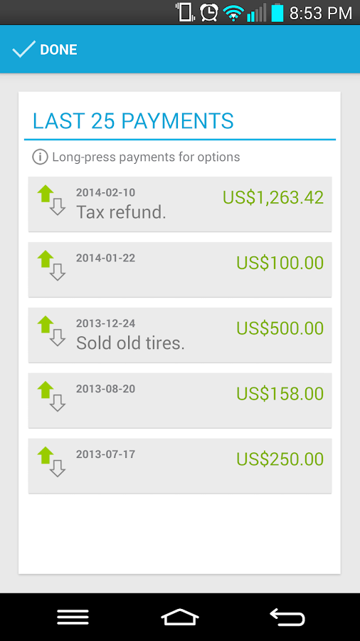 Saving Made Simple - Money App - screenshot