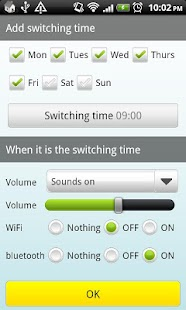 Auto SwitchLite(Wifi,BT,Sound)- screenshot thumbnail