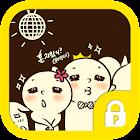 Yellow star(love revolution) icon