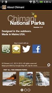 Chimani National Parks - screenshot thumbnail