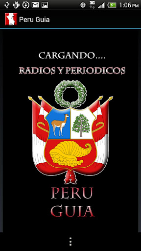 Peru Guide Radio News Papers