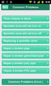 Sprinklers screenshot 1