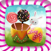 Easter Egg Hunt-Egg Roll Game