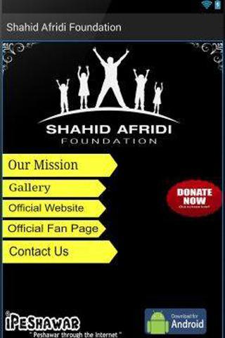 Shahid Afridi Foundation