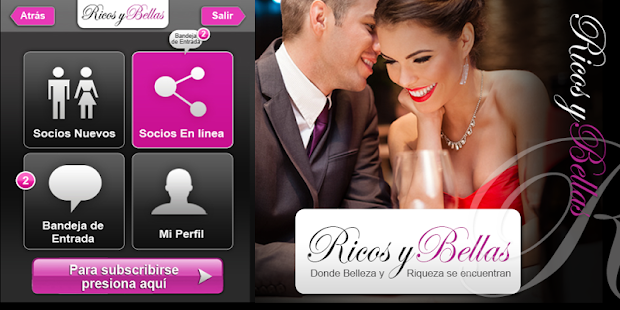 Ricos y Bellas - amor y riqueza- screenshot thumbnail