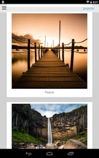 kuc.500 for 500px- screenshot thumbnail