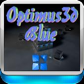 Blue 3D Optimus B NextLauncher