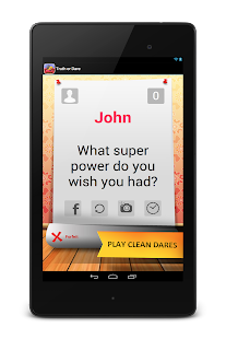 Truth or Dare- Clean Teen Game- screenshot thumbnail