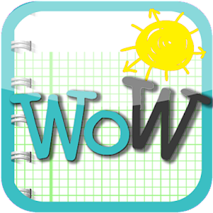 WoW英文單字王-中級 書籍 App LOGO-硬是要APP