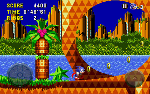 descargar apk sonic cd android