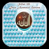 Sifat 20 dan Asmaul Husna