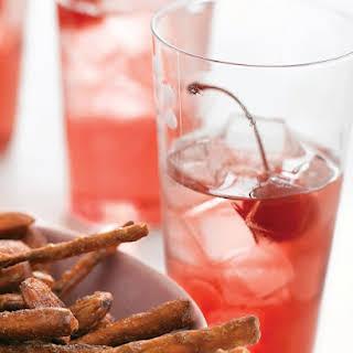 Pomegranate Soda.