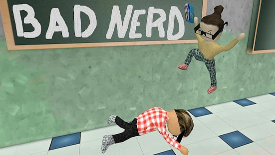 Bad Nerd - Open World RPG- screenshot thumbnail