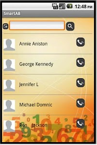 Smart Address Book screenshot 1