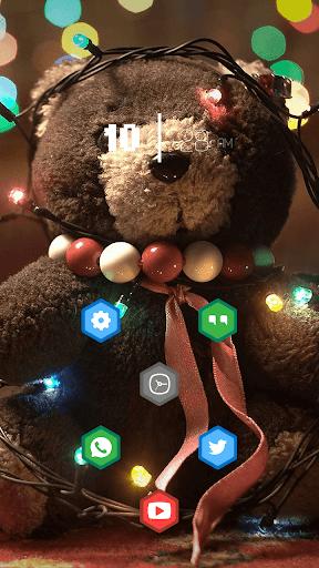【免費個人化App】泰迪熊派對燈光主題-APP點子