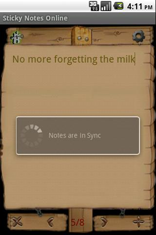 Sticky Notes Online- screenshot