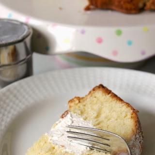 "Very Vanilla ""Twinkie"" Bundt Cake."