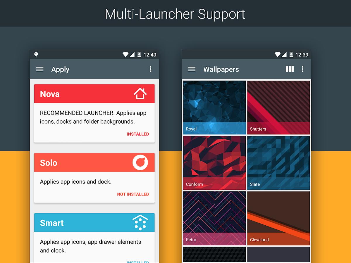 Minimal UI - Icon Pack - screenshot