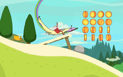 Ski Safari: Adventure Time  screenshots 5
