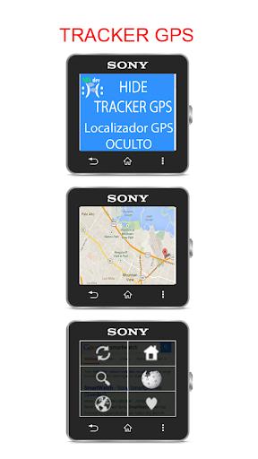 Tracker GPS SmartWatch