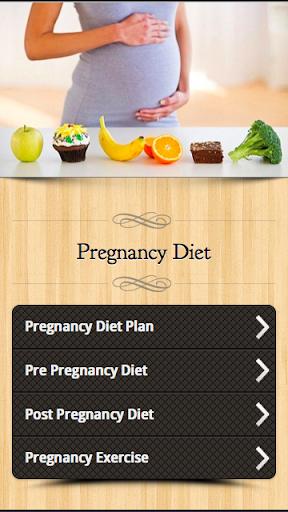 孕期飲食快速指南