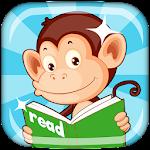 Monkey Junior: Learn to read English, Spanish&more 24.1.6 (AdFree)
