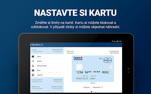 SERVIS 24 Mobilni banka- screenshot thumbnail