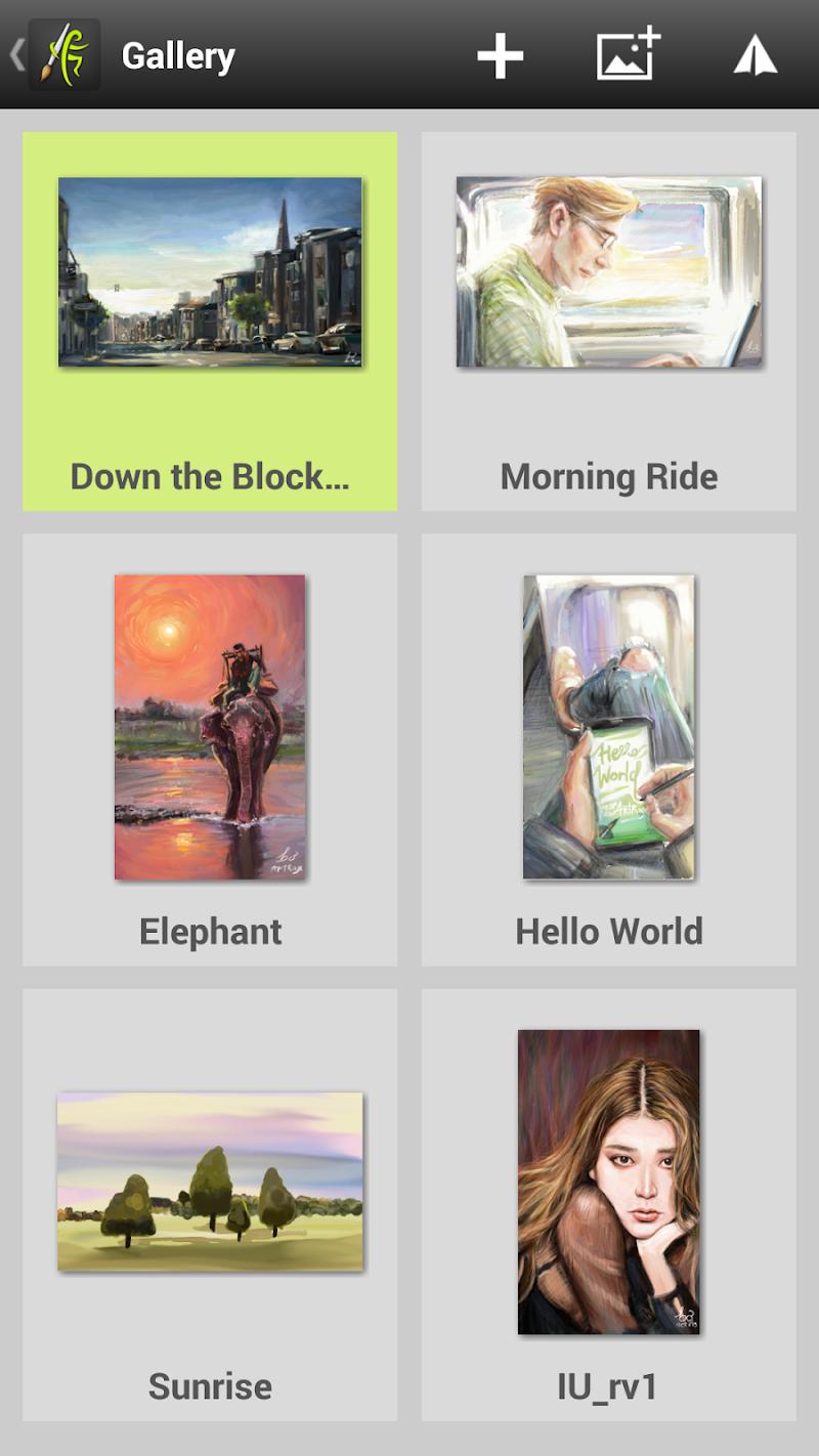 ArtRage: Draw, Paint, Create Screenshot 5