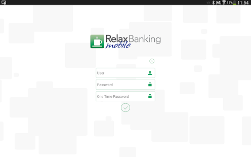 RelaxBanking Mobile- screenshot thumbnail