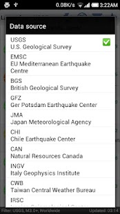 Earthquakes - screenshot thumbnail