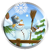 Seasons Winter Live Wallpaper