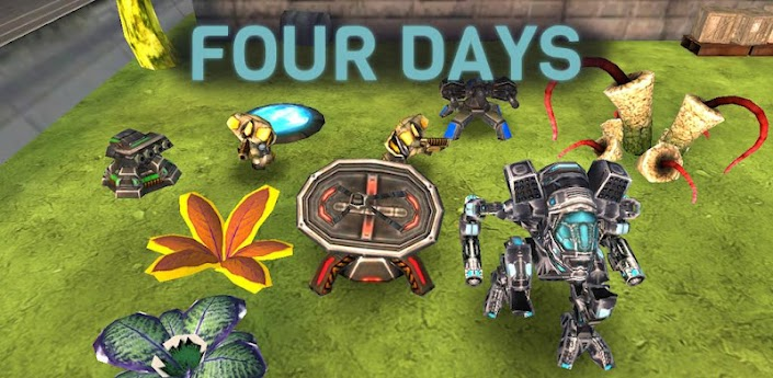 Four Days: World Defense