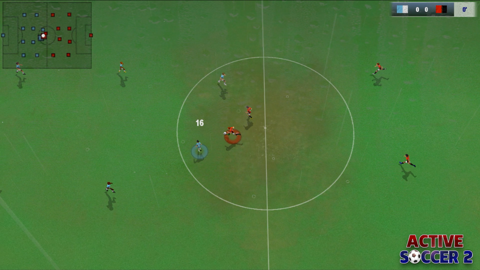 Active Soccer 2- screenshot