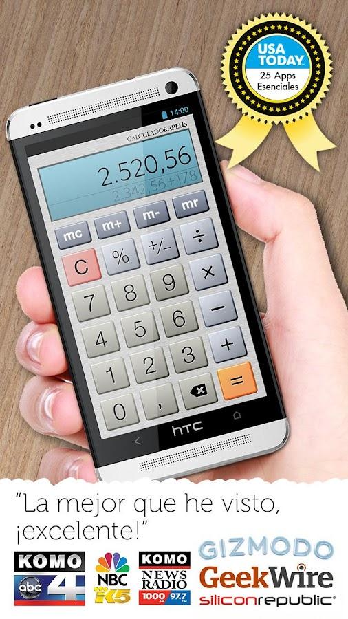 Calculadora gratis