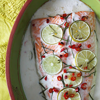 Coconut Cream Sauce Fish Recipes.